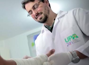Nova UPA 24h Simões Filho